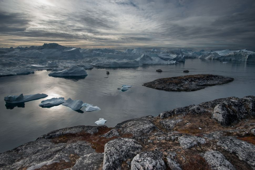 Kingdom of ice - Greenland