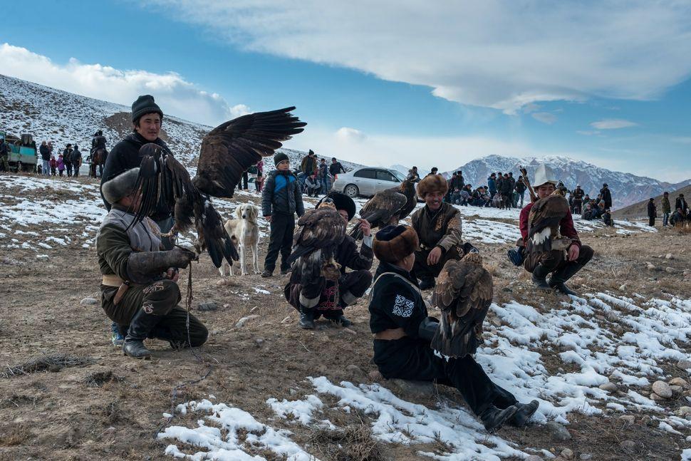 Eagle hunters 2