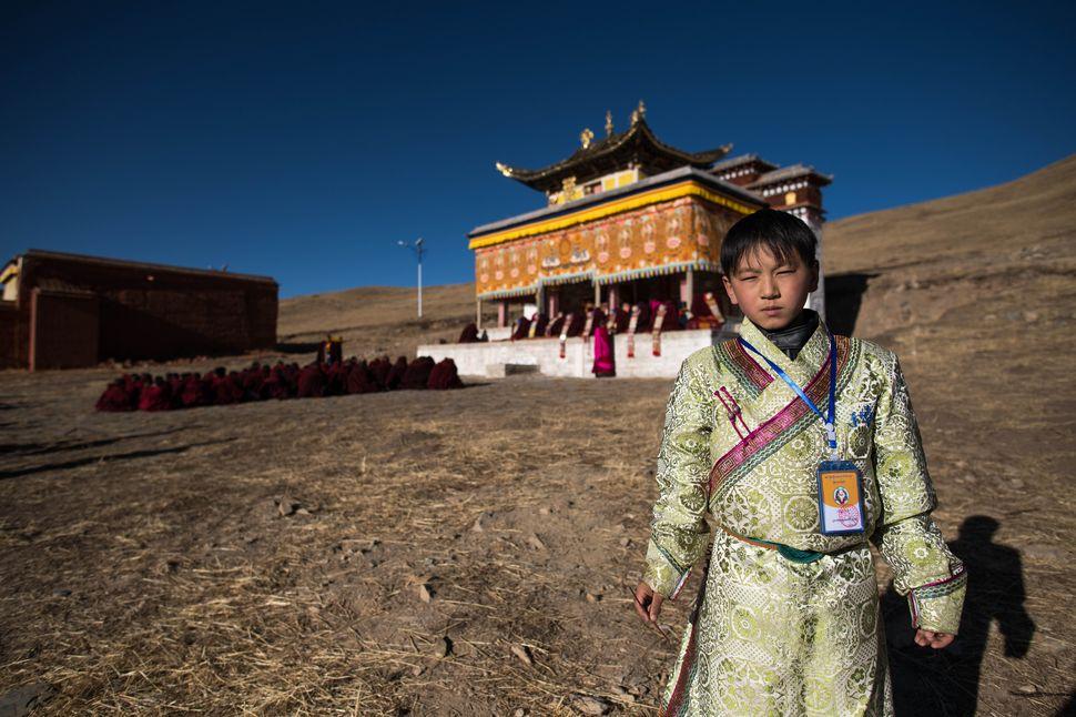 Malho Sokzong Monastery - Prayer