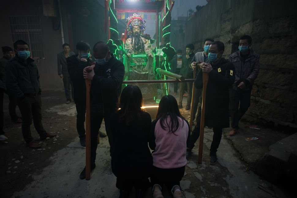 Neon Gods - Clebrating Chinese New Year in Xiahu