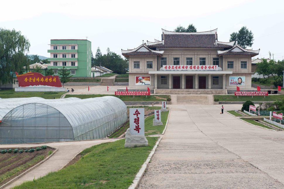 North Korea - Stolen moments