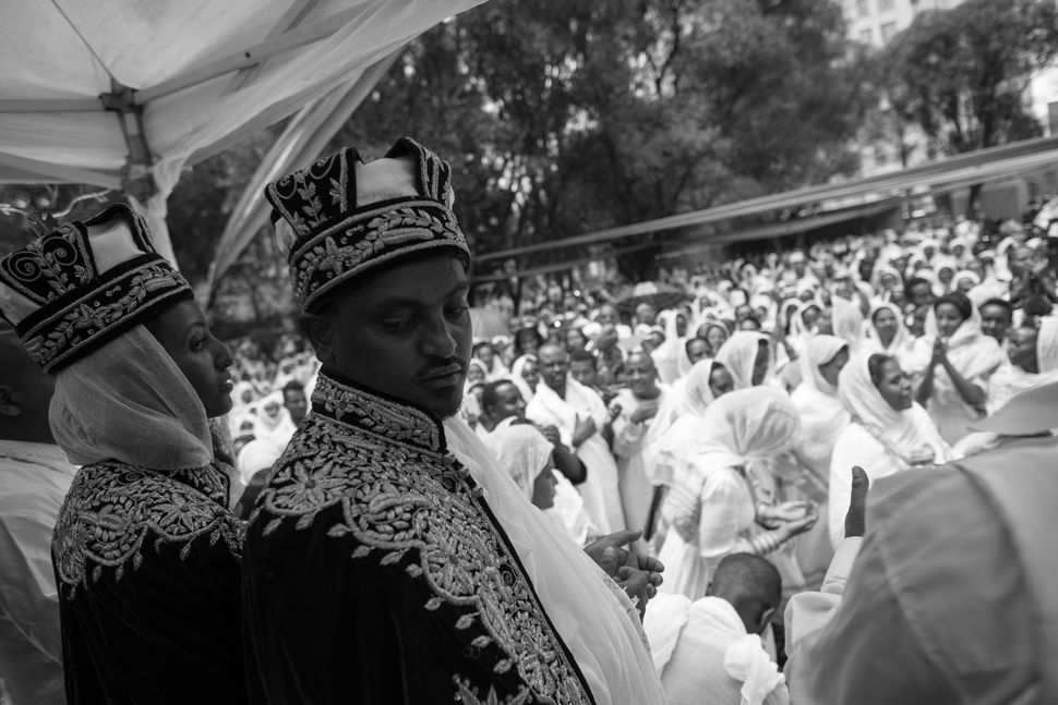 St. George´s Day in St. George´s Cathedral, Addis Abeba 3