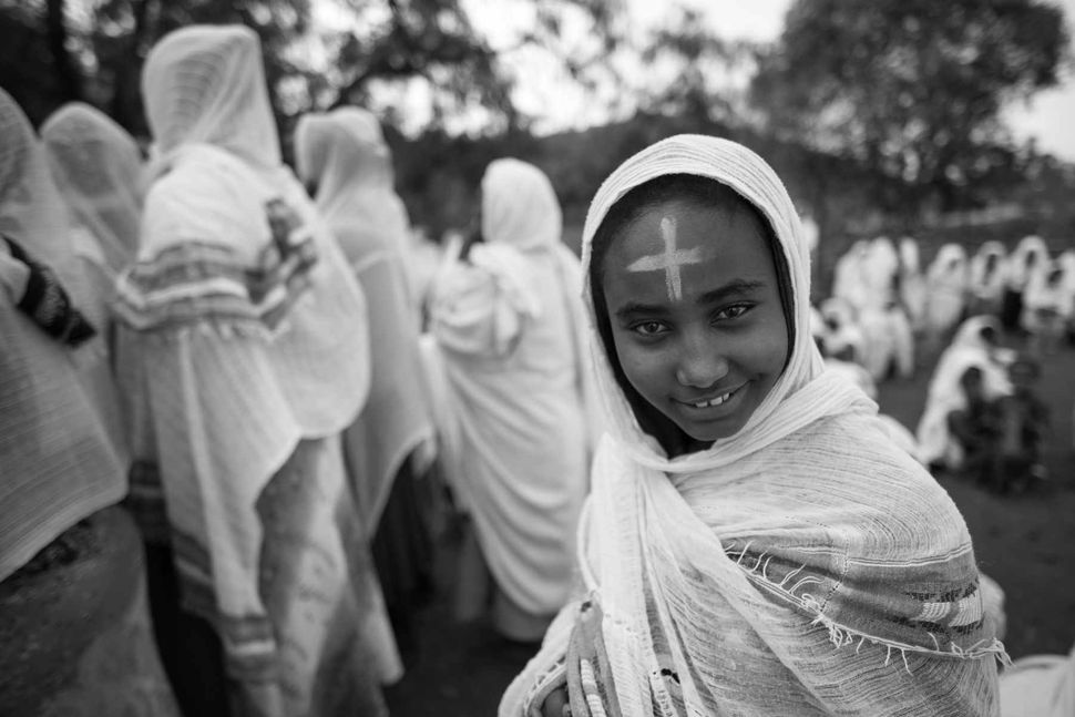 St. Michael´s Day, Lalibela 10