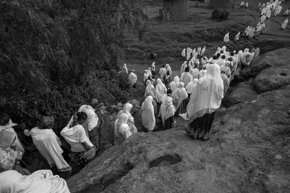 St. Michael´s Day, Lalibela 14