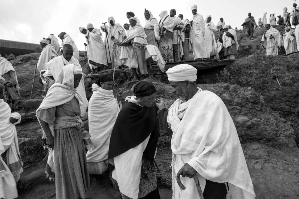 St. Michael´s Day, Lalibela 15