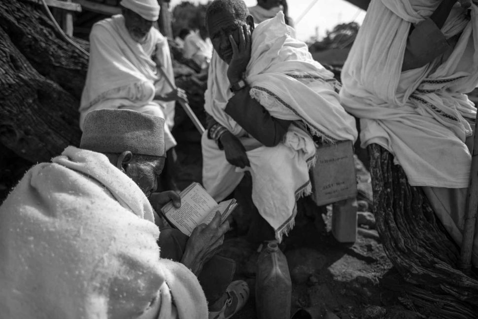 St. Michael´s Day, Lalibela 5