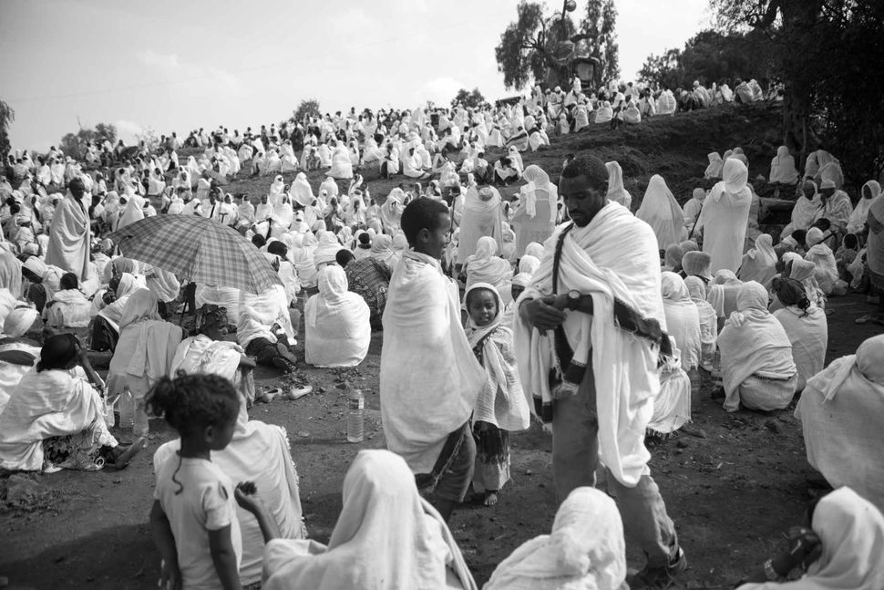 St. Michael´s Day, Lalibela 8