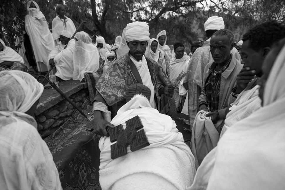 St. Michael´s Day, Lalibela 9
