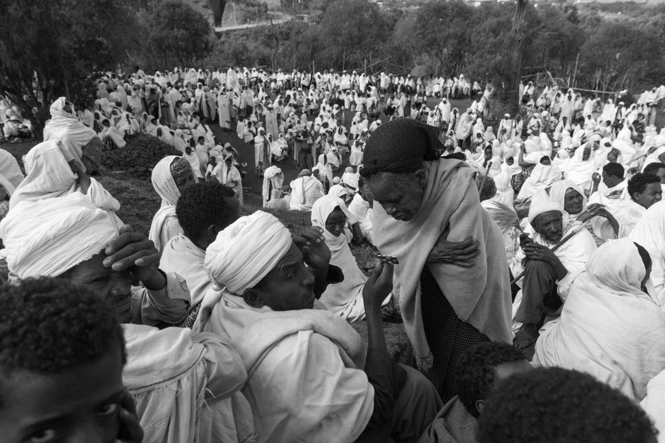 St. Michael´s Day, Lalibela