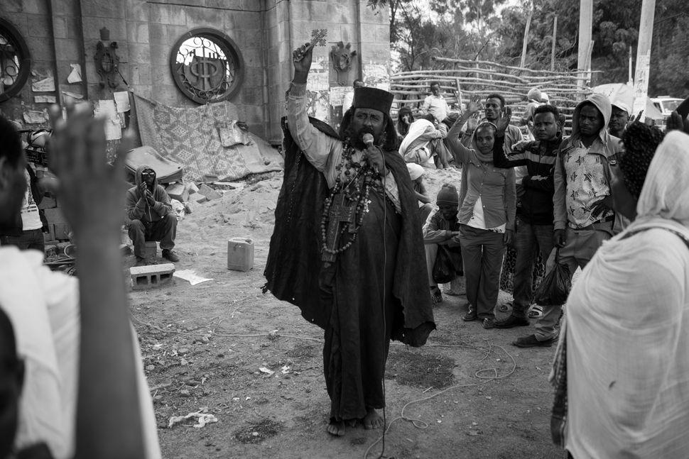 Street preacher 4, Addis Abeba