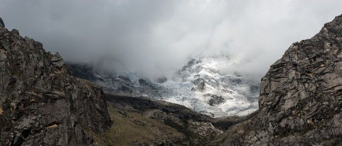 Peru - Mountains and glaciers