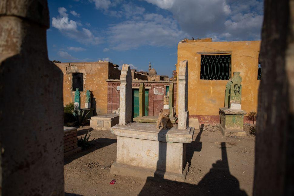 Qarafa (Cairo) - City of the Dead