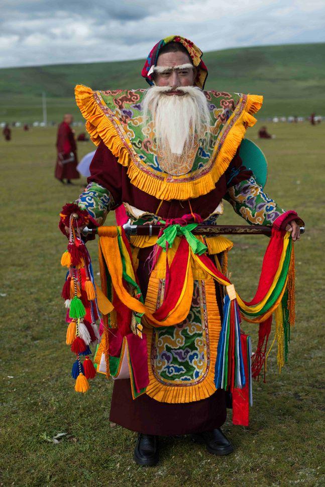 Tibet outside Tibet: King Gesar Festival, Yachen Gar