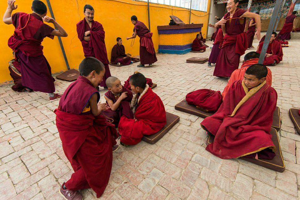 Tibetan Buddhist debates 2