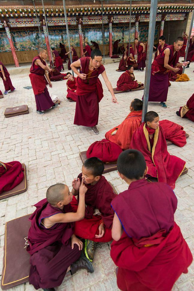 Tibetan Buddhist debates 3
