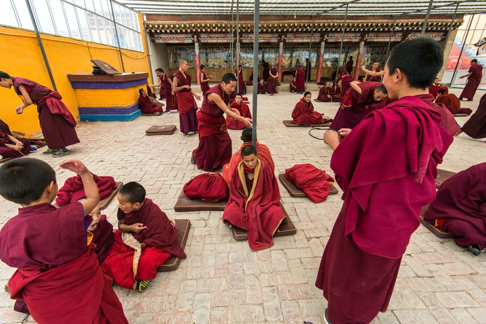 Tibetan Buddhist debates 4