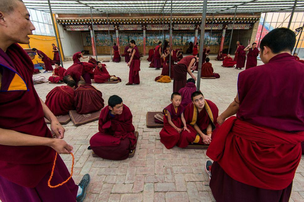 Tibetan Buddhist debates 6
