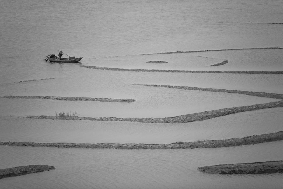 Toilers of the sea - Les travailleurs de la mer