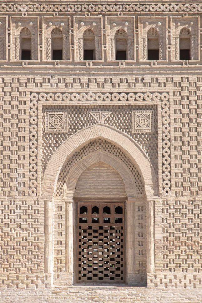 Uzbekistan architecture