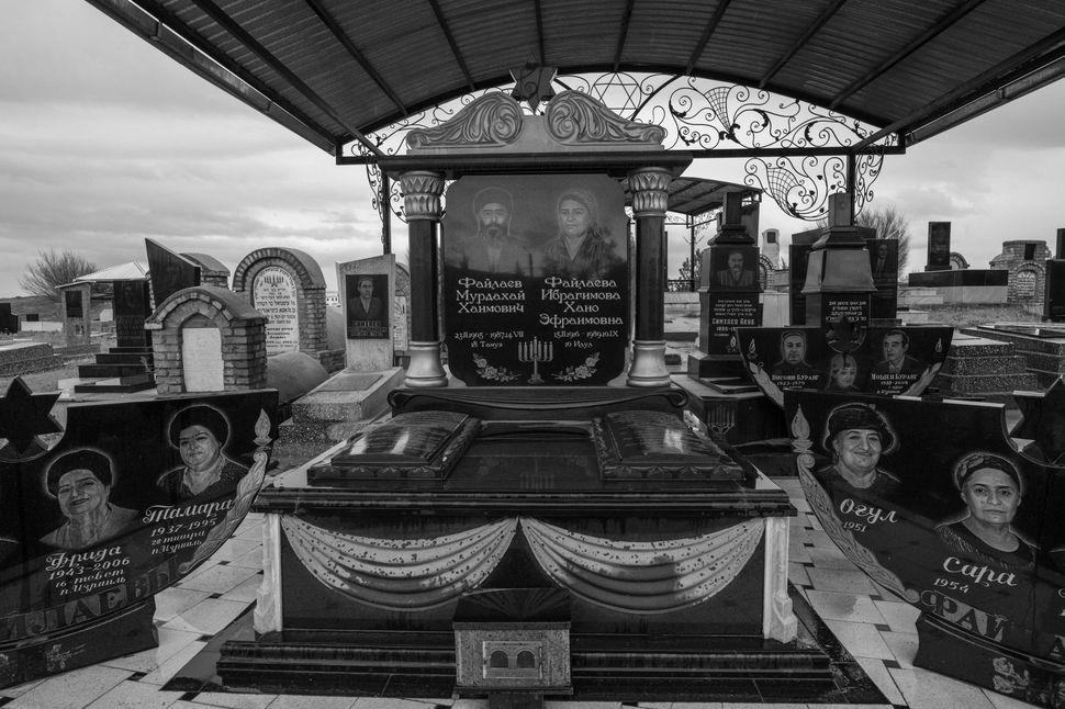 Samarkand Jewish cemetery