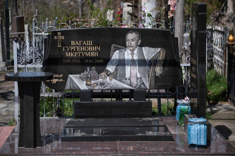 Tashkent Orthodox Cemetery
