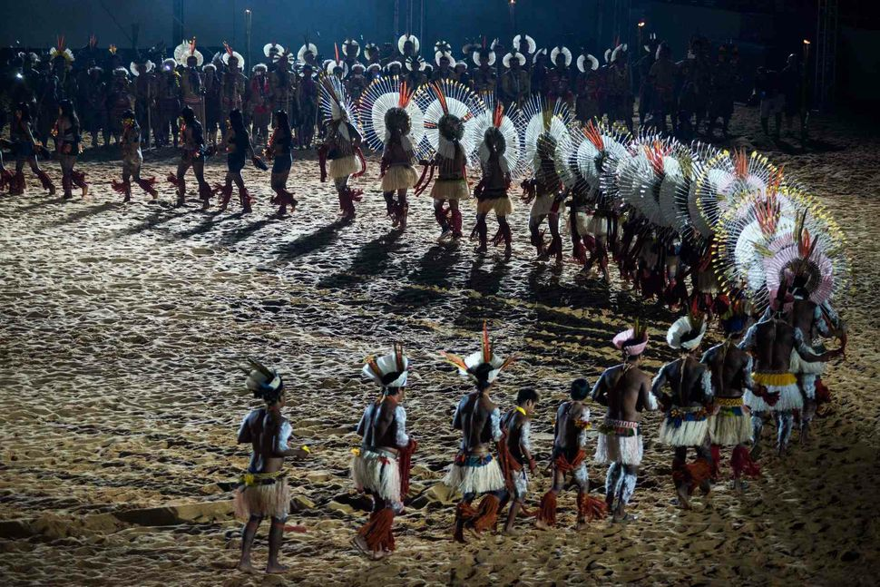 World Indigenous Games 2015, Palmas, Brazil