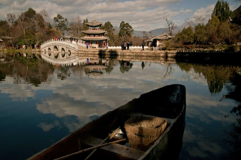 Black Dragon Pool. Lijiang