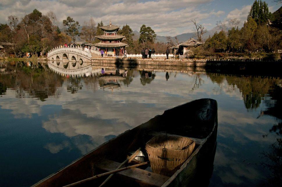 Black Dragon Pool. Lijiang