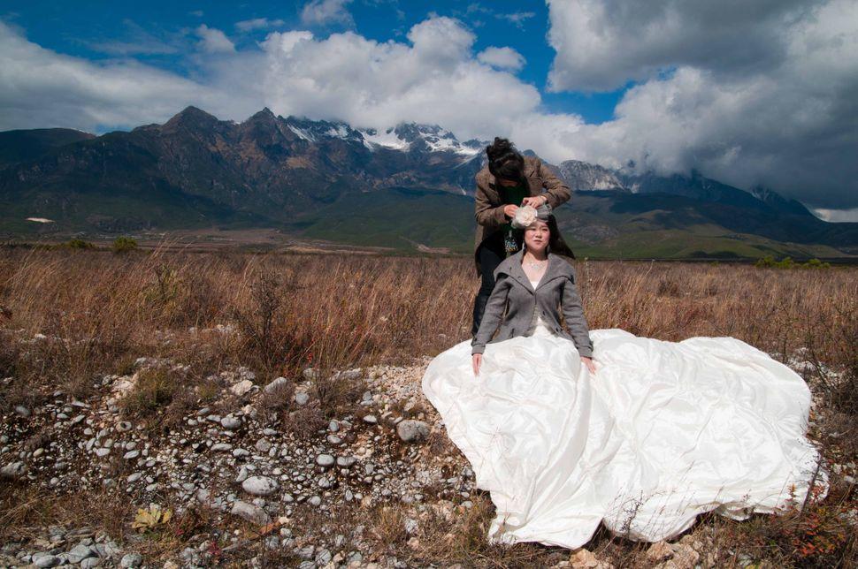 Bride - Lijiang 3