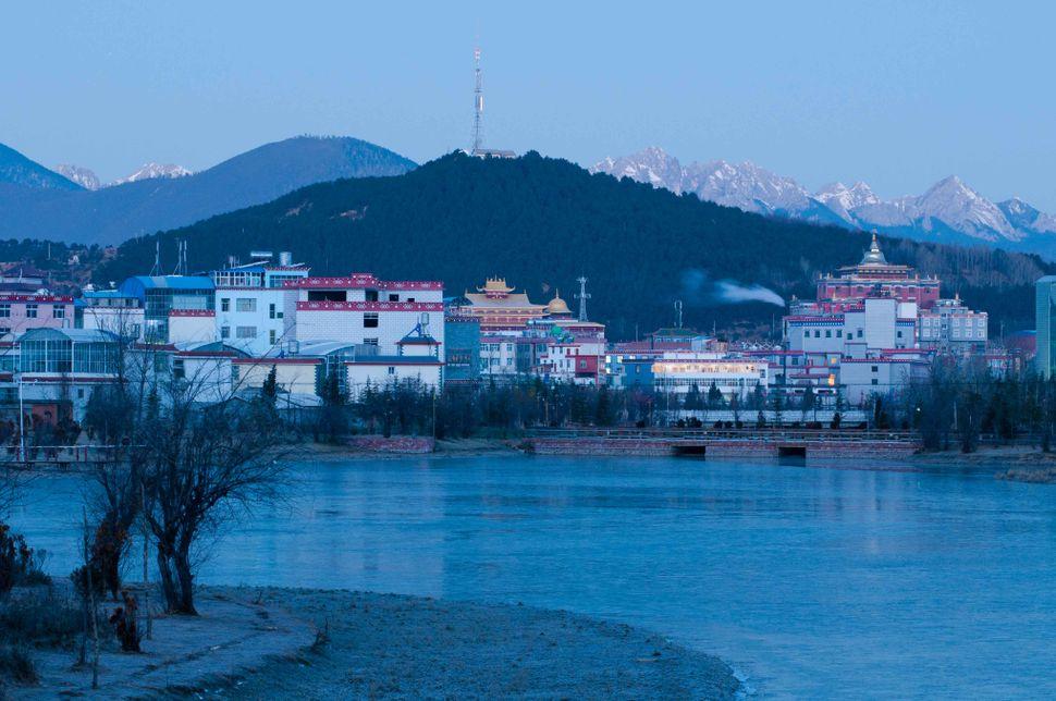 Daybreak in Shangrila