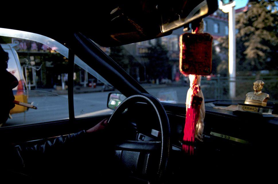 Driving with Mao, Shangrila