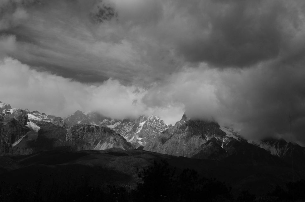 Jade Dragon Snow Mountain, Lijiang 2