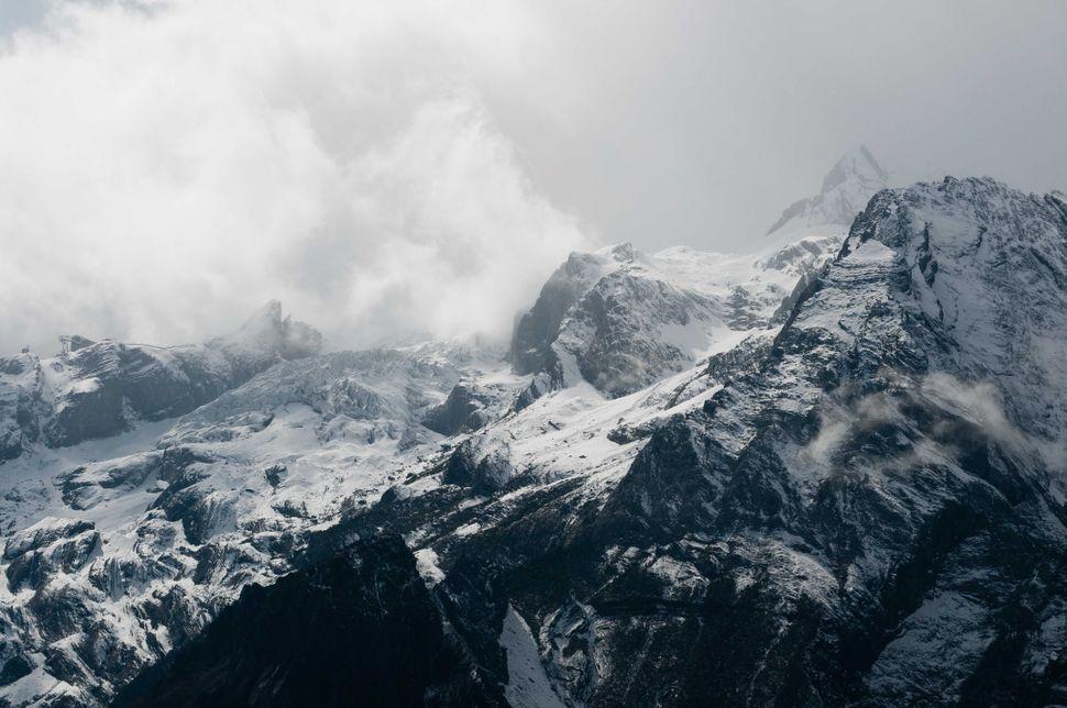 Jade Dragon Snow Mountain, Lijiang 3