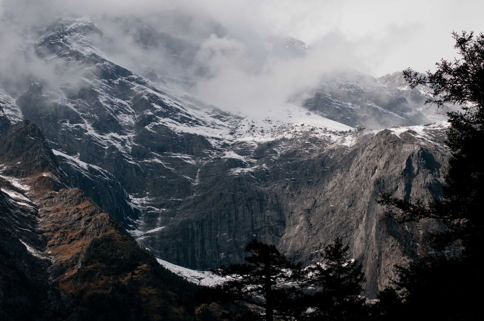 Jade Dragon Snow Mountain, Lijiang 4