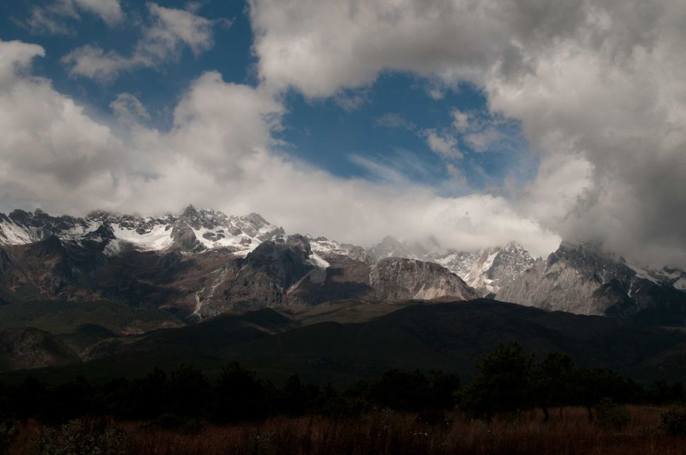 Jade Dragon Snow Mountain, Lijiang