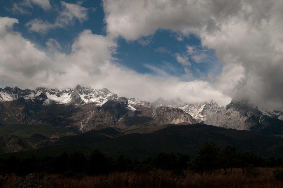 Jade Dragon Snow Mountain, Lijiang