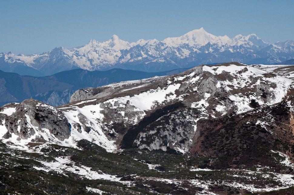 View from Shika mountain